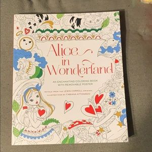 Alice in wonderland therapy